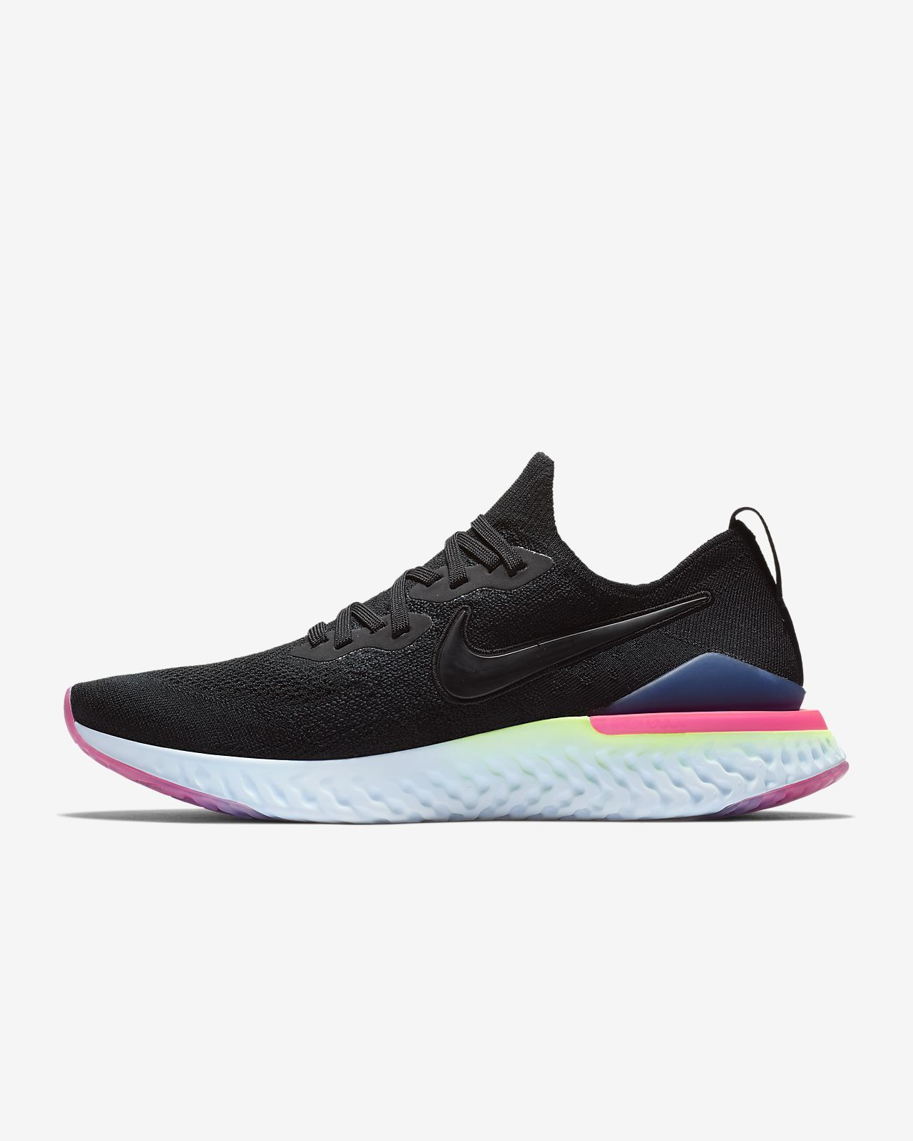 9a9cd12f5b9 Nike Epic React Flyknit 2 Men s Running Shoe