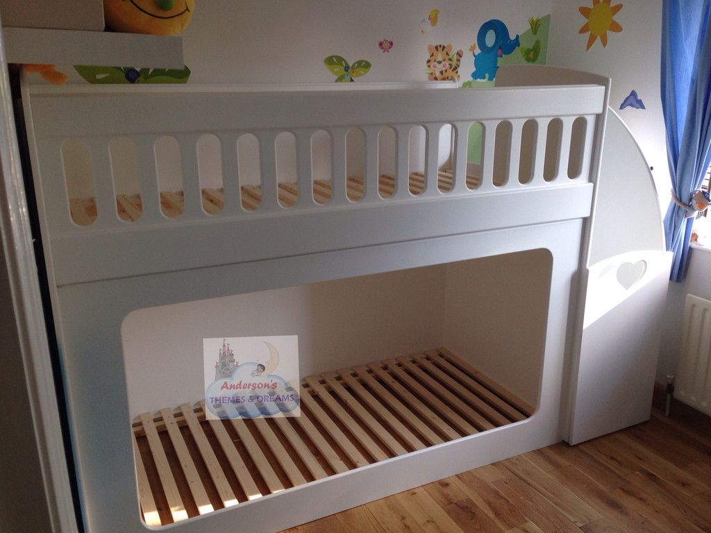 Bunk Beds With Drawer Stairs Comes With Stair Gate Bunk Beds With Drawers Bunk Beds With Stairs Safe Bunk Beds