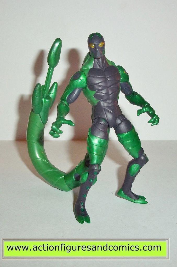 marvel universe SCORPION spider-man stinger strike hasbro toys action figures