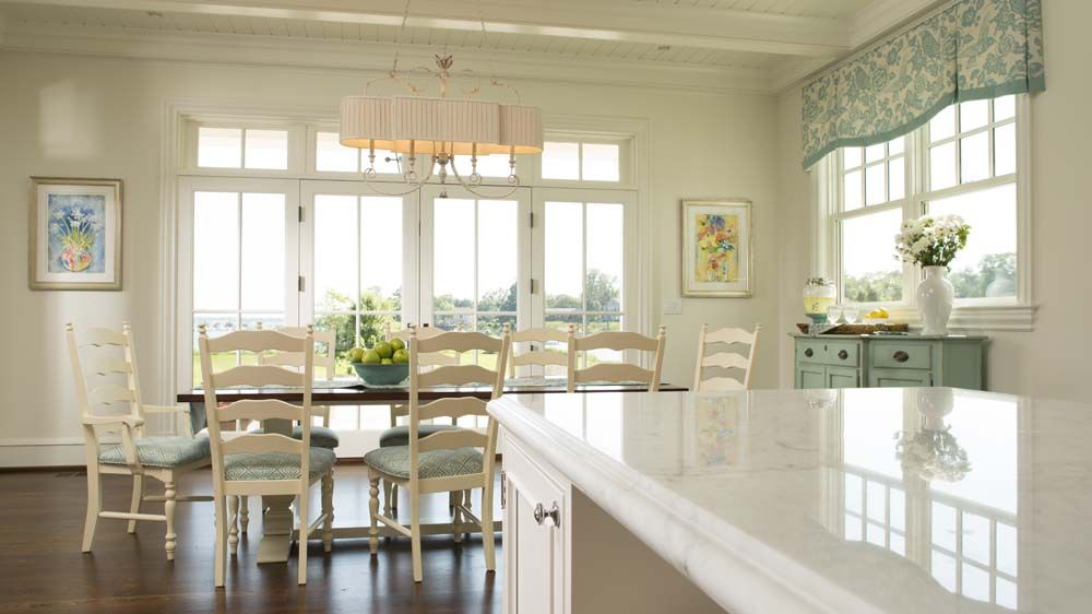 Classic Coastal Home | Coastal, Tropical design and Interiors