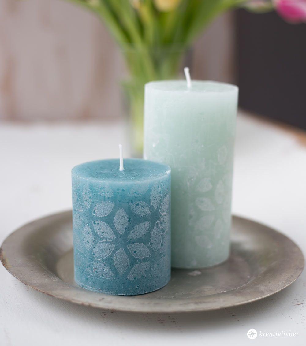 Diy Kerzen Gestalten 3 Varianten Fur Einfache Verzierungen Auf