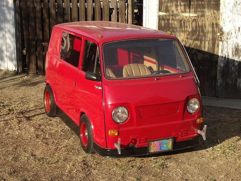 custom red subaru 360 van autos micro pinterest subaru vans and cars. Black Bedroom Furniture Sets. Home Design Ideas
