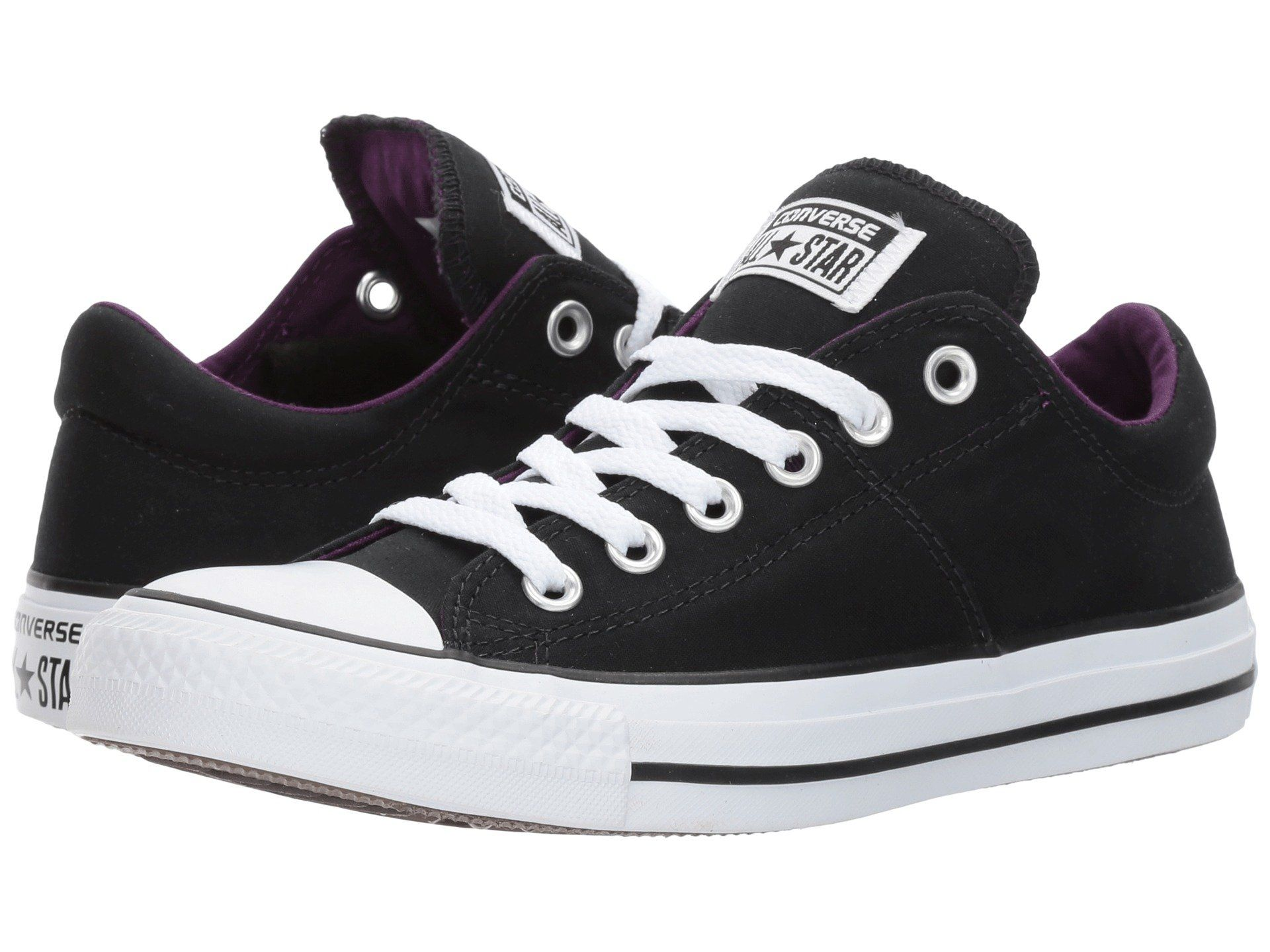 f17e7c5647e2 CONVERSE Chuck Taylor® All Star® Madison Winter Canvas Ox.  converse  shoes