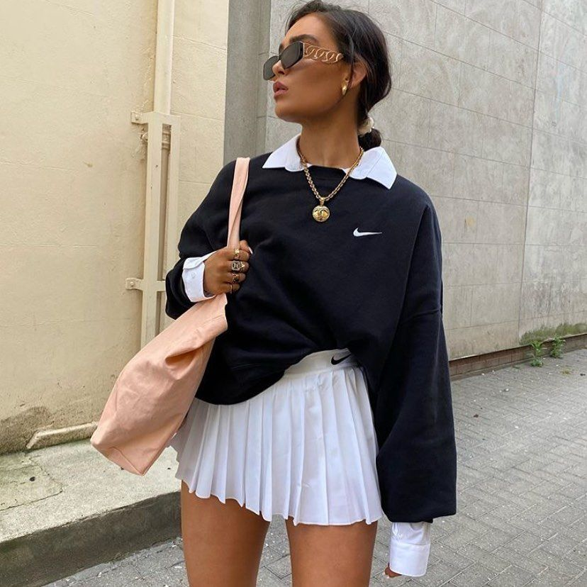 Fashion Inspiration On Instagram Do You Have A Tennis Skirt Follow Thxmode Follow Thxmode In 2020 Fashion Inspo Outfits Tennis Skirt Outfit Fashion