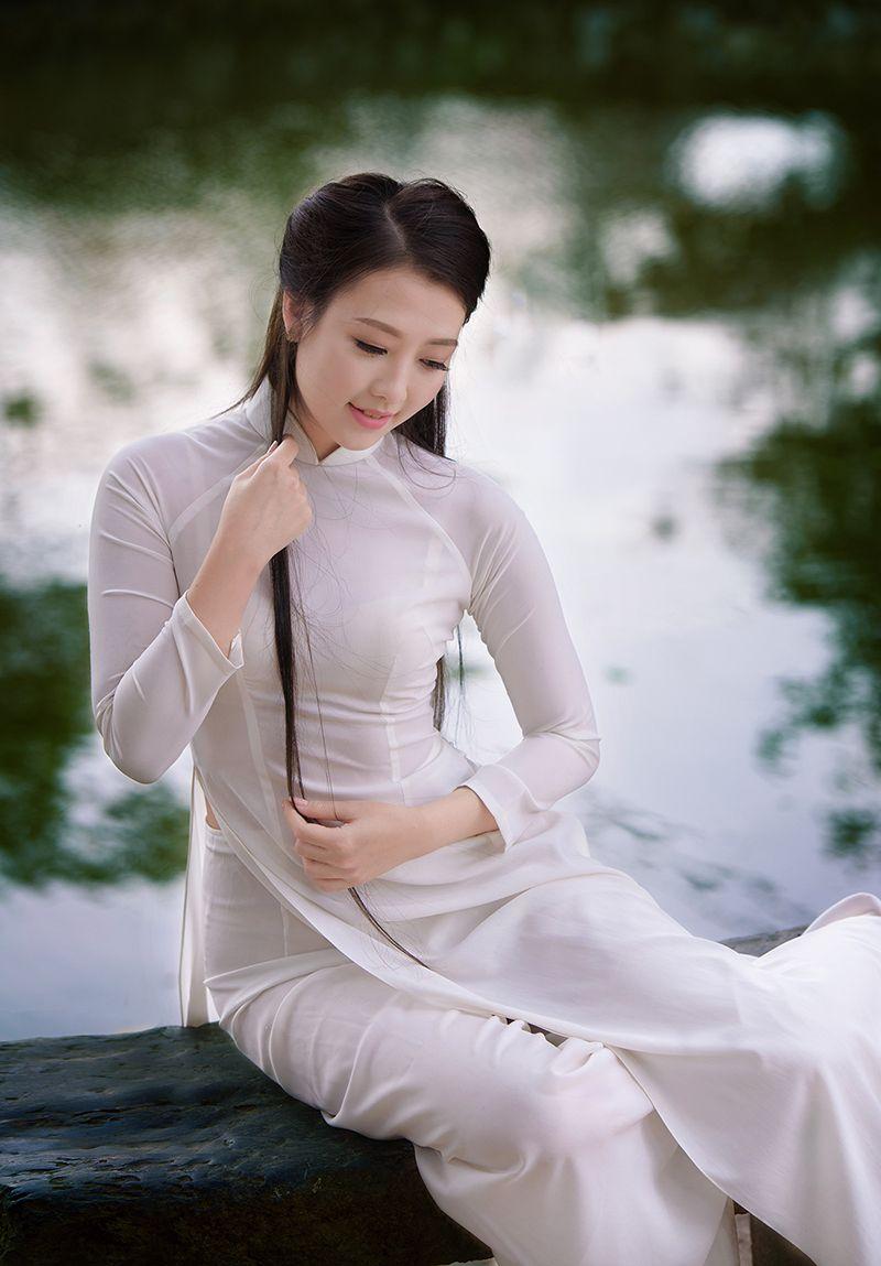 Tải ngay bộ ảnh girl xinh gái đẹp Việt Nam mặc áo dài cực đẹp, ảnh ...