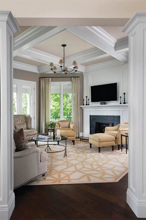 Traditional Interior Design By Ownby: INTERIORS- Traditional Interior Design. First Place: JAMES DOUGLAS INTERIORS. This Interior