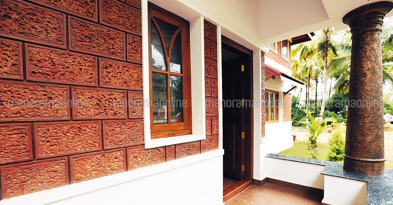 Traditional Kerala Style House Sitout Kerala Houses Interior