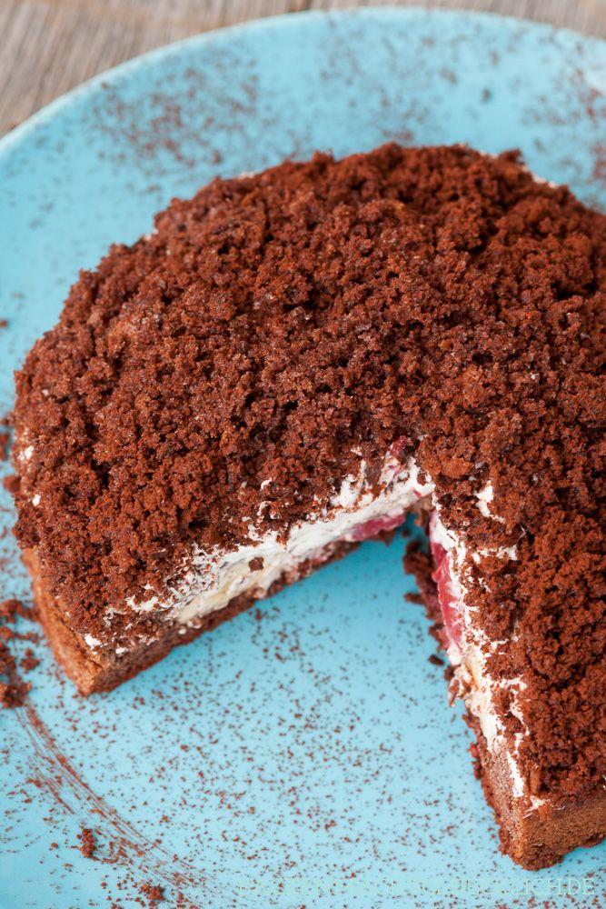 Maulwurfkuchen Mit Banane Rezept Maulwurfkuchen Maulwurfkuchen Rezept Und Kuchen Und Torten