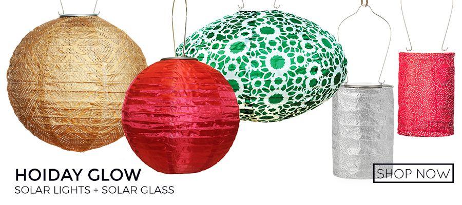 Solar Lanterns Garden Art, Allsop Home And Garden Solar Lantern