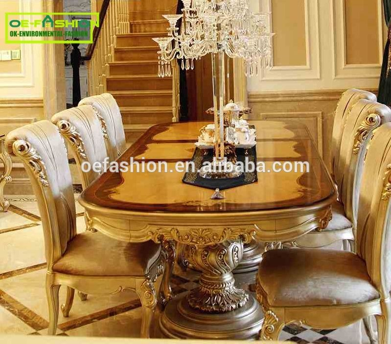 Oe Fashion Manufacturer Solid Wood Carving Material Popular Classic Design Wood Dining Table Sets View Malaysia Dining Table Set Oe Fashion Product Details Fr Wood Dining Table Dining Table Dining Table Setting