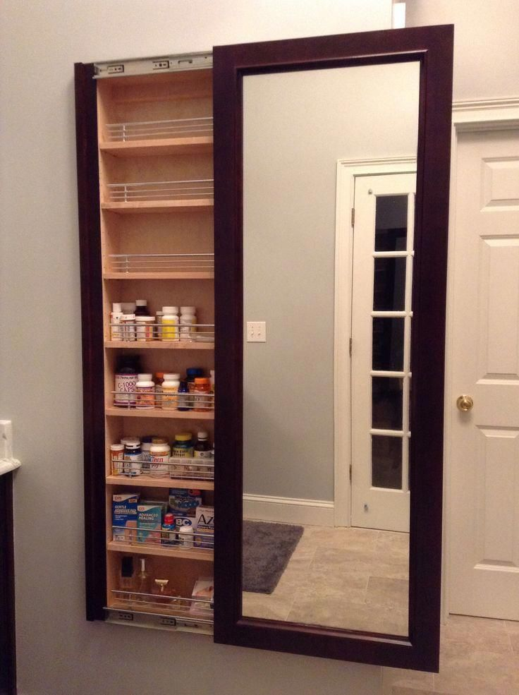 My new medicine cabinet)  cabinet kochinsel medicine bathroomimprovement is part of Bathroom cabinets -