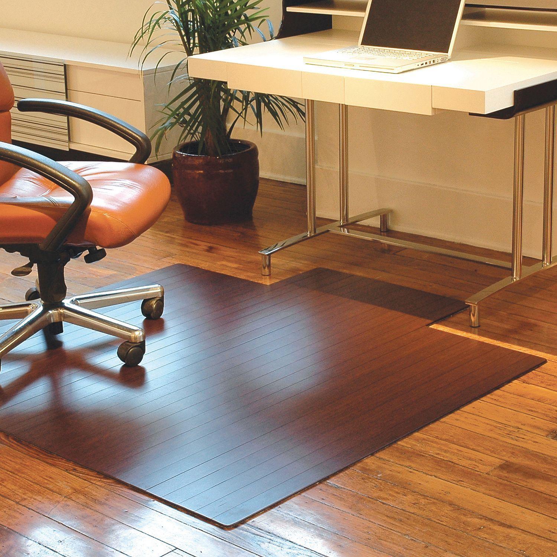 Anji Bamboo Chairmat Desk chair mat, Desk chair diy
