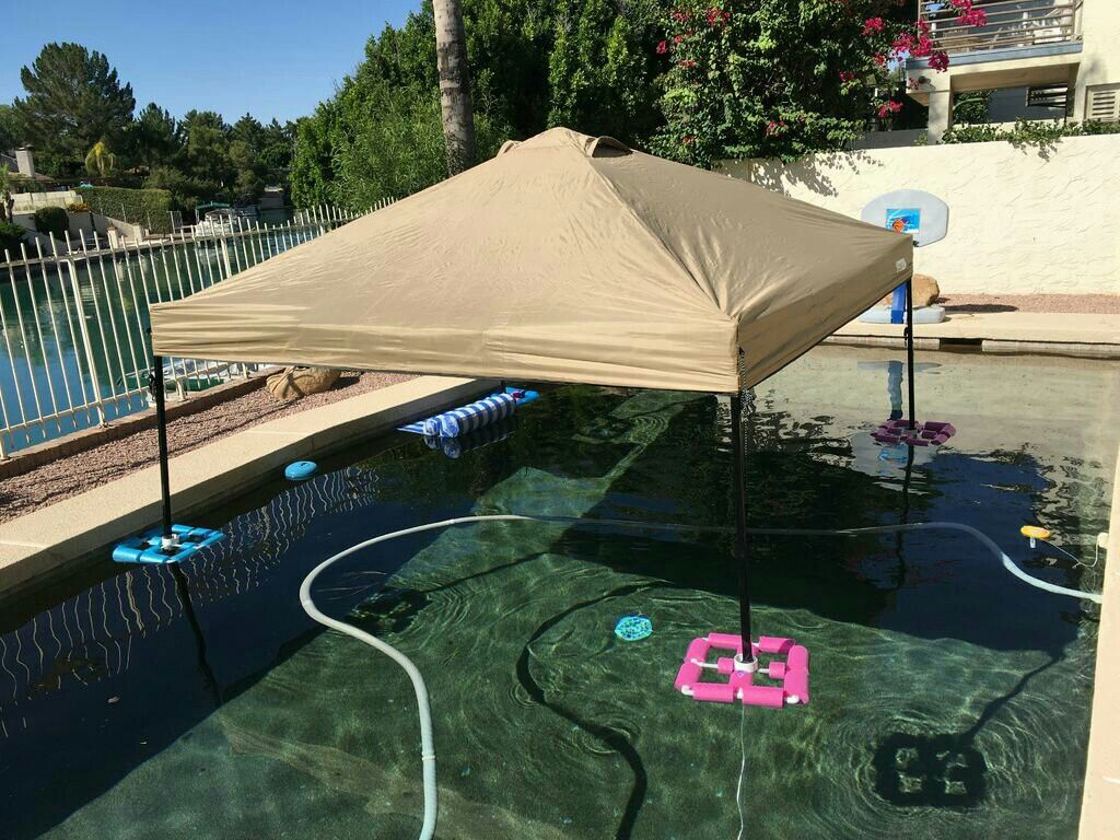 Shade For The Pool