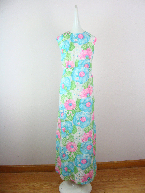 Vintage 70s Yellow Floral Maxi Dress Bohemian Hippie Bell Etsy Yellow Floral Maxi Dress 70s Maxi Dress Floral Print Maxi Dress [ 2992 x 2992 Pixel ]