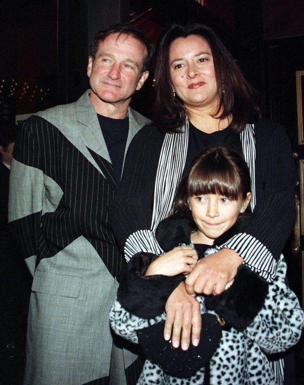 Robin Williams Daughter Zelda Tweets Heartbreaking Message To Her Father Robin Williams Robin Williams Wife Robin