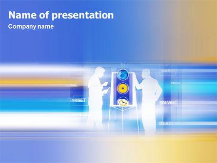 HttpWwwPptstarComPowerpointTemplateAim Aim Presentation
