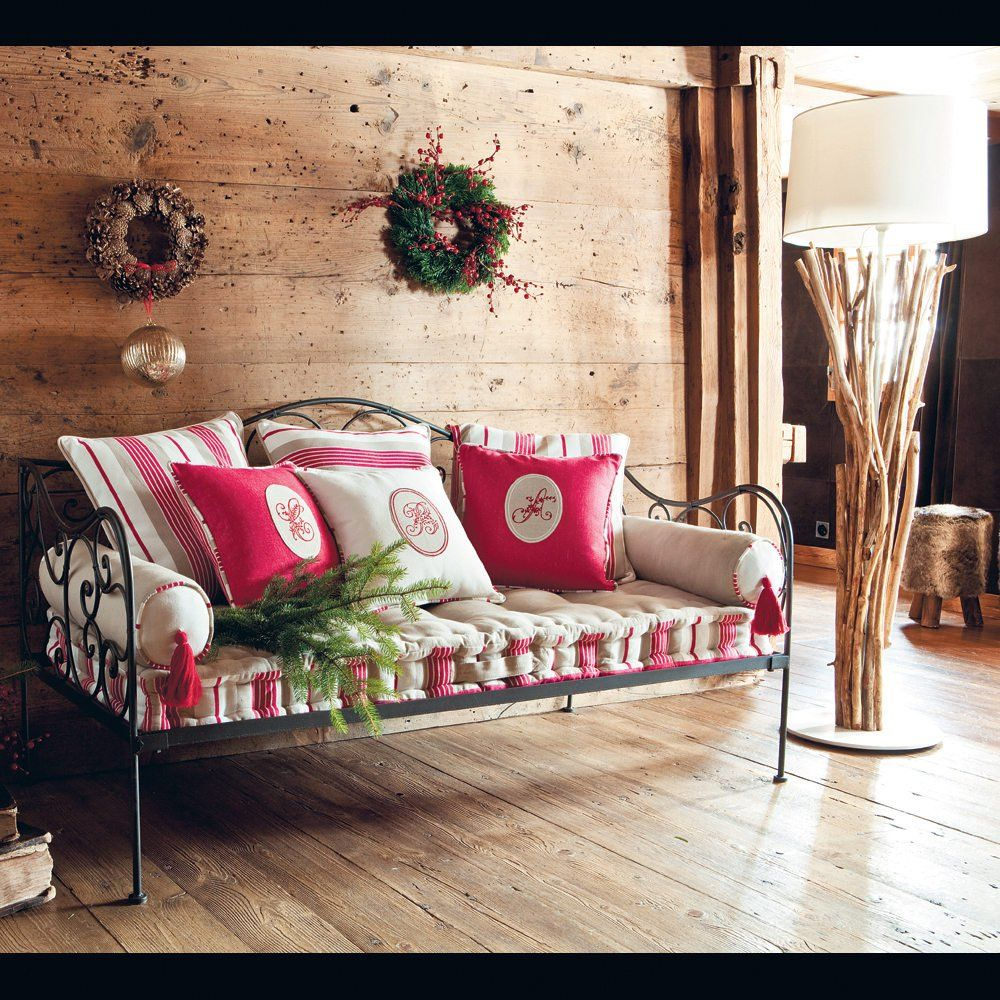 Divano Ninon Maison du Monde #soggiorno #livingroom   Navidad ...