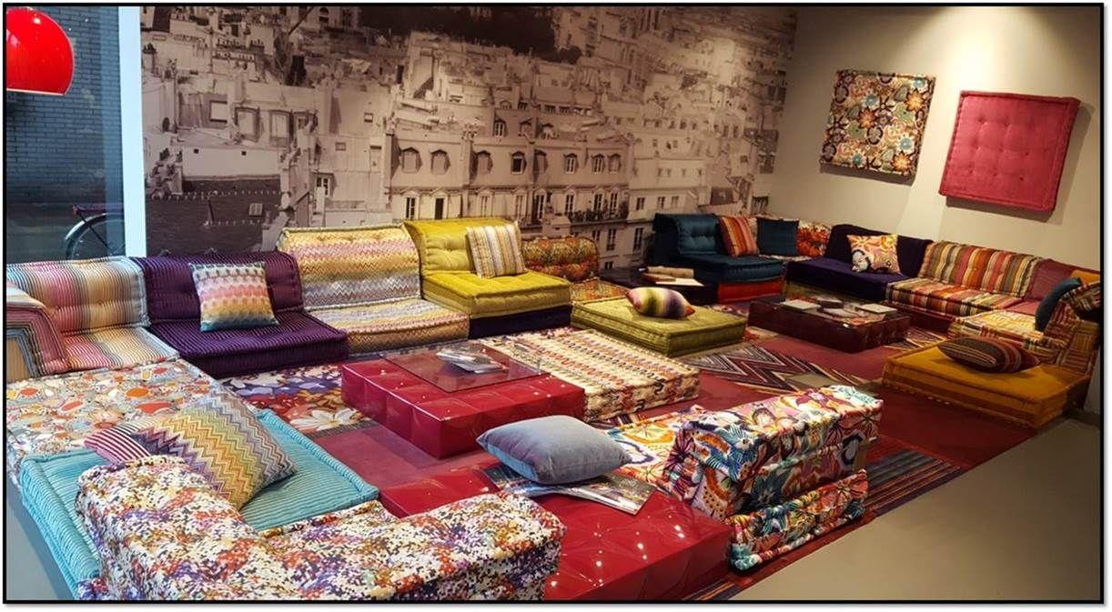 Roche Bobois In Amsterdam Netherlands Living Room Design Modern Indian Home Decor Arabic Decor