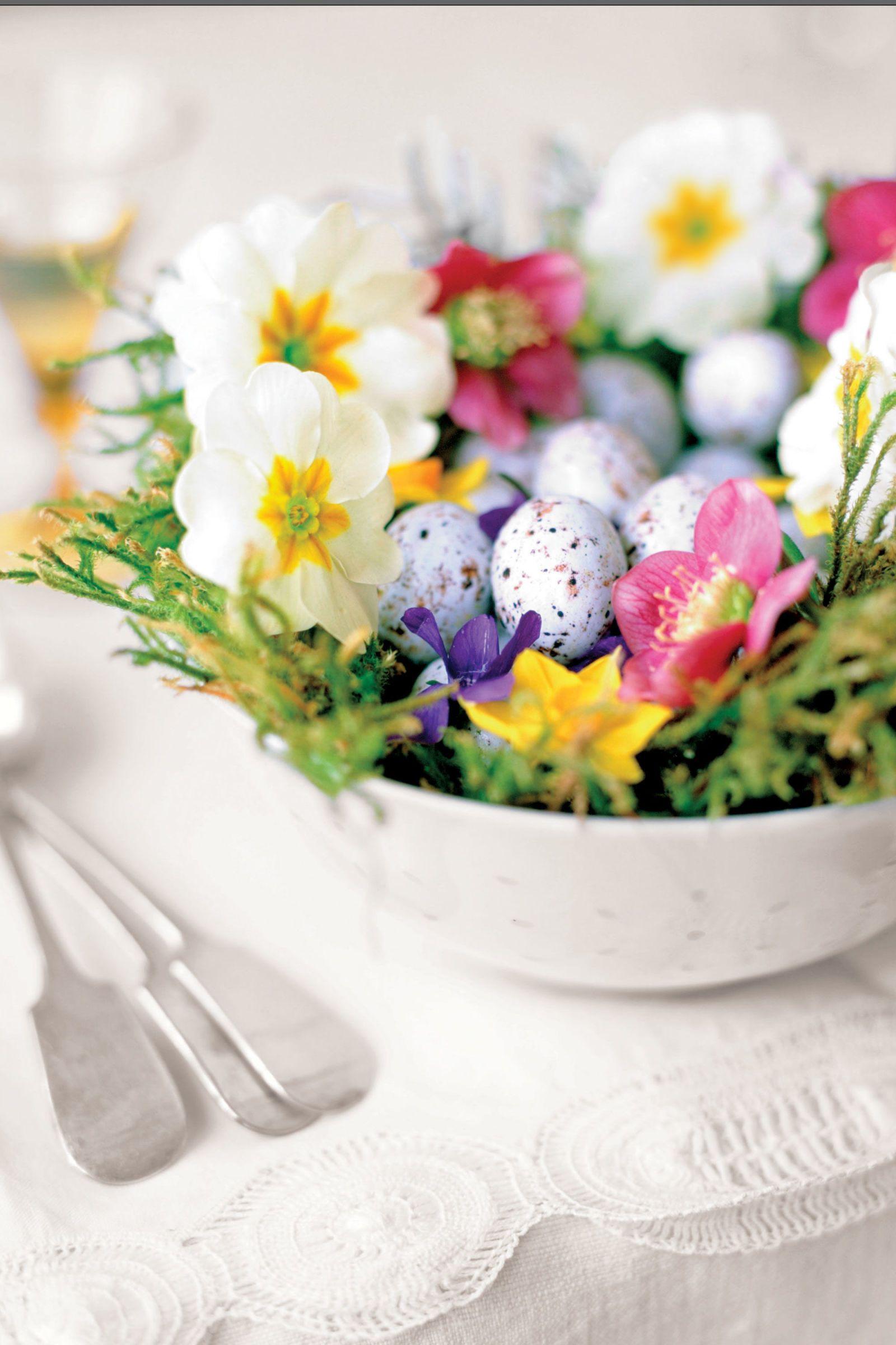 Spring Nest  - CountryLiving.com