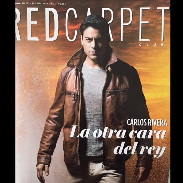 Carlos Rivera @_carlosrivera Hoy en la portada...Instagram photo | Websta (Webstagram)