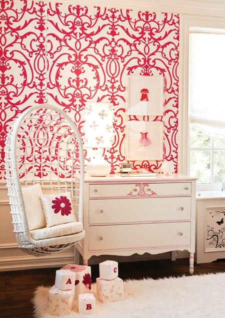 Kids Rooms: 28 Designs | Bold colors, Color patterns and Room