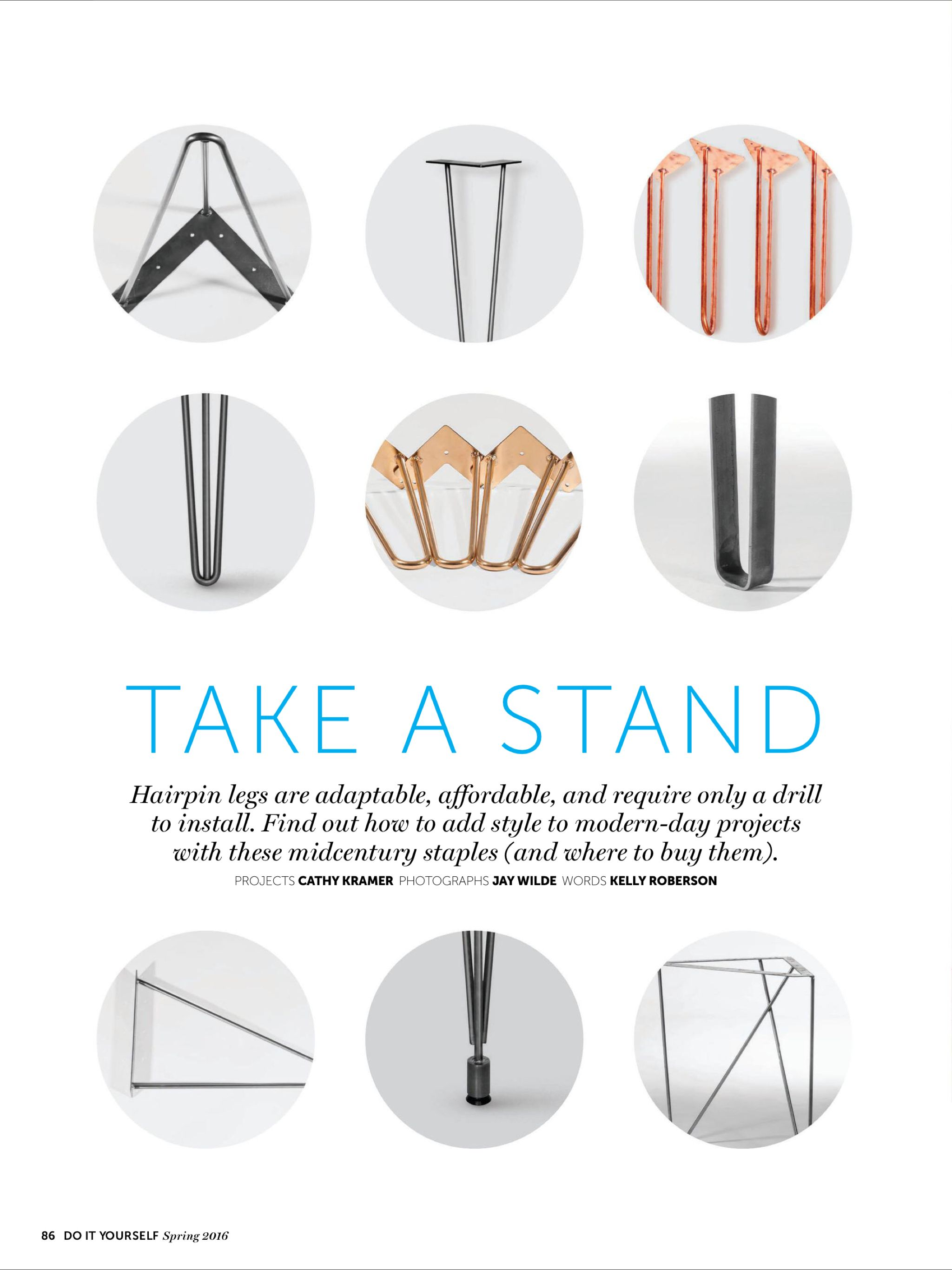 Take a stand from do it yourself magazine spring 2016 read it on take a stand from do it yourself magazine spring read it on the texture app unlimited access to top magazines solutioingenieria Images