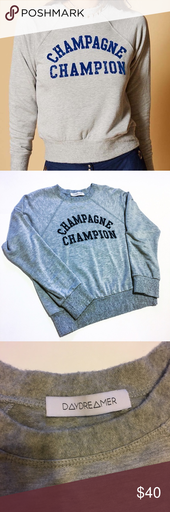 Parity Champagne Champion Logo Sweatshirt Up To 78 Off [ 1740 x 580 Pixel ]