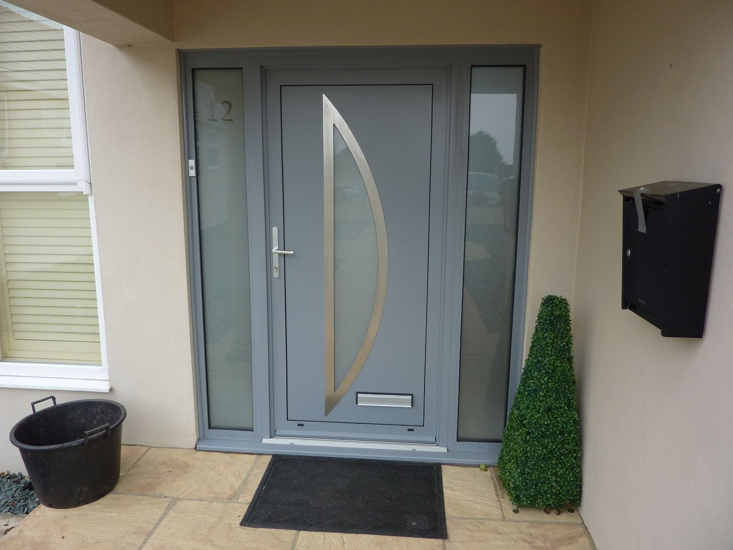 Modern Upvc Front Doors Uk Google Search Front Door Pinterest Front Doors Doors And Modern