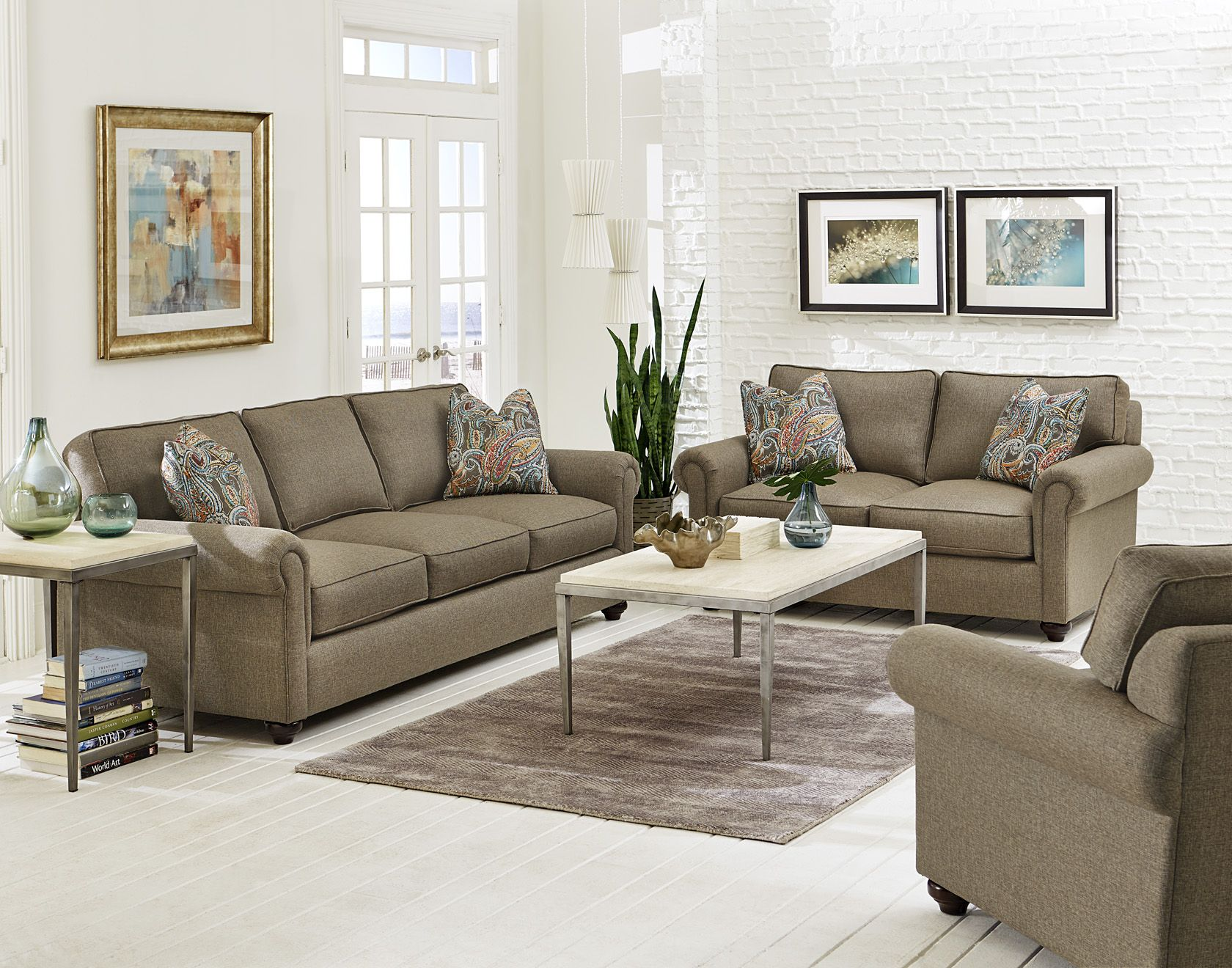 Sumpter Stationary Living Room Group by England at Colder's Furniture and  Appliance