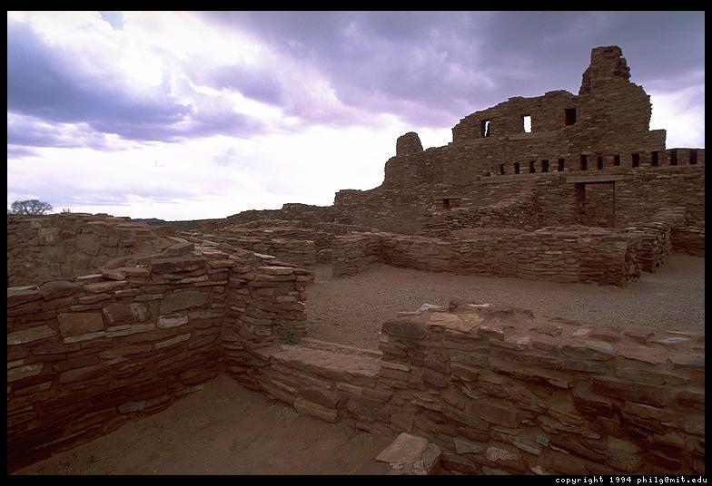 Gran Quivira, Salinas Pueblo Missions National Monument, NM