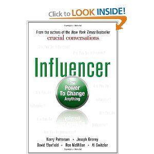 Influencer: The Power to Change Anything | Books | Books ...