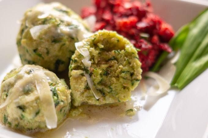 Photo of Wild garlic dumplings from Thermomix®
