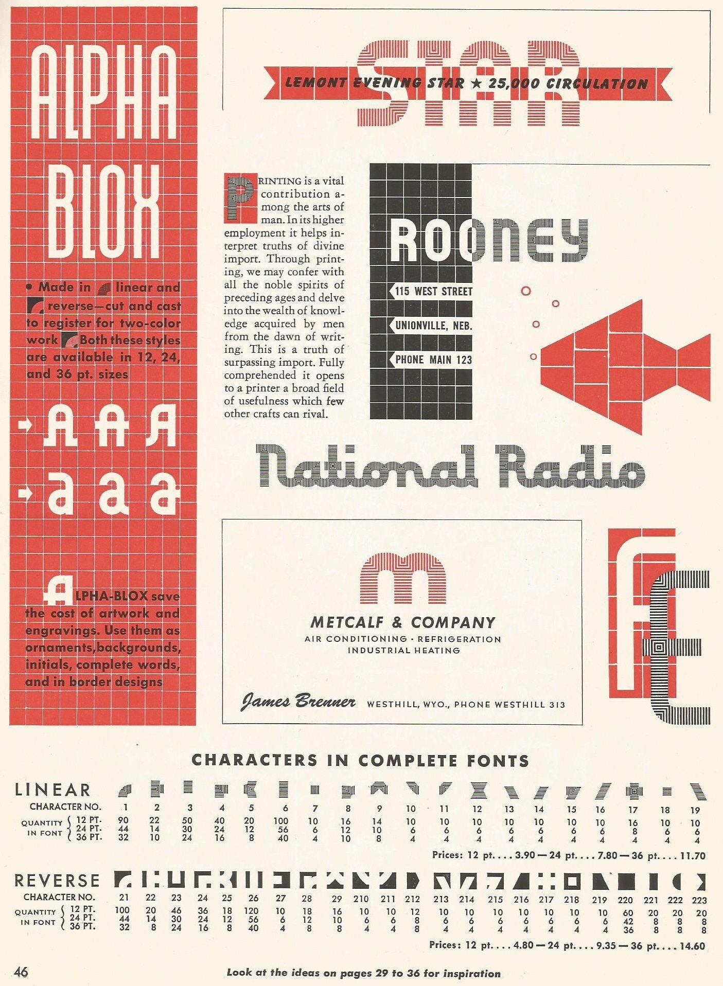atf-1944-alpha-blox-specimen.jpg (1405×1917)   Letterpress ...