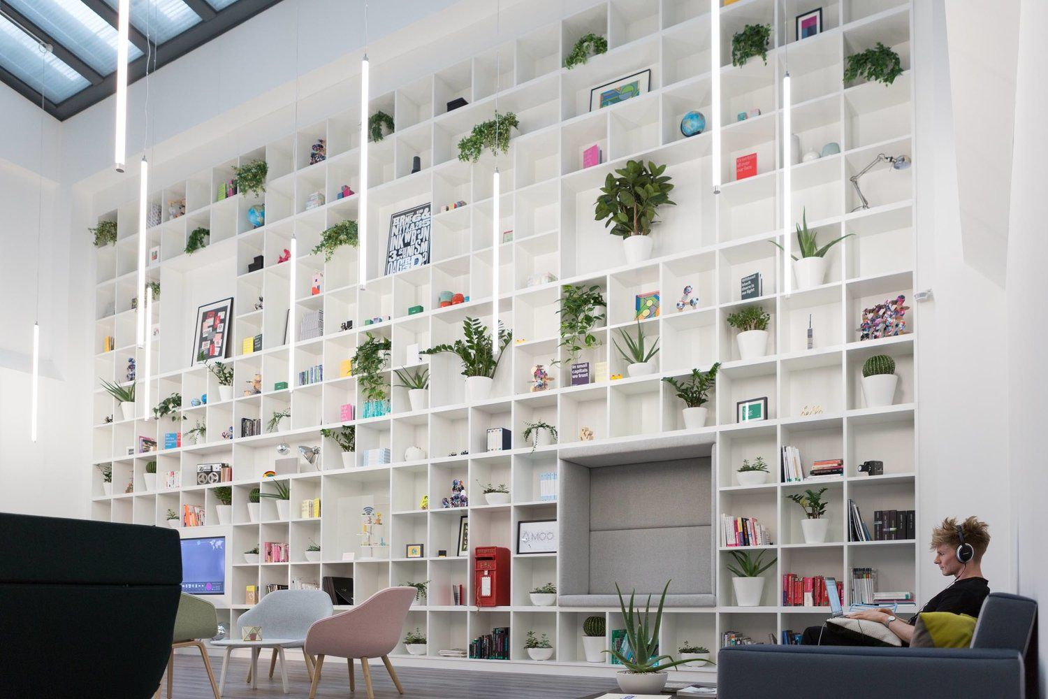 Moo Trifle Bespoke Design Consultancy Workspace Design Commercial Interior Design Workplace Design