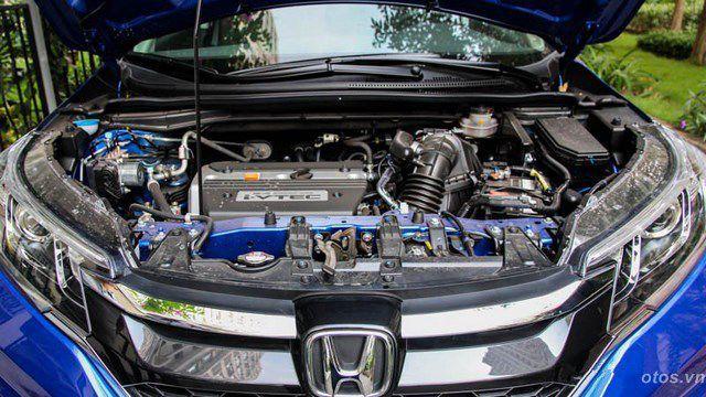 Đánh giá xe Honda CRV 2015: xe thể thao đa dụng
