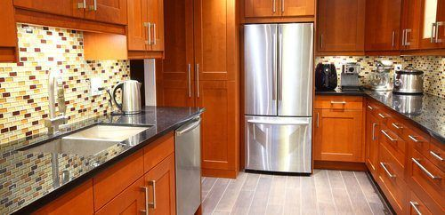 Painted vs Stained Cabinets - Pros, Cons, Comparisons and ...