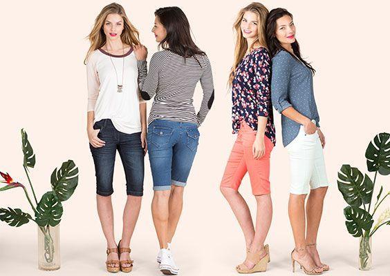 Teen Tight Kurze Shorts