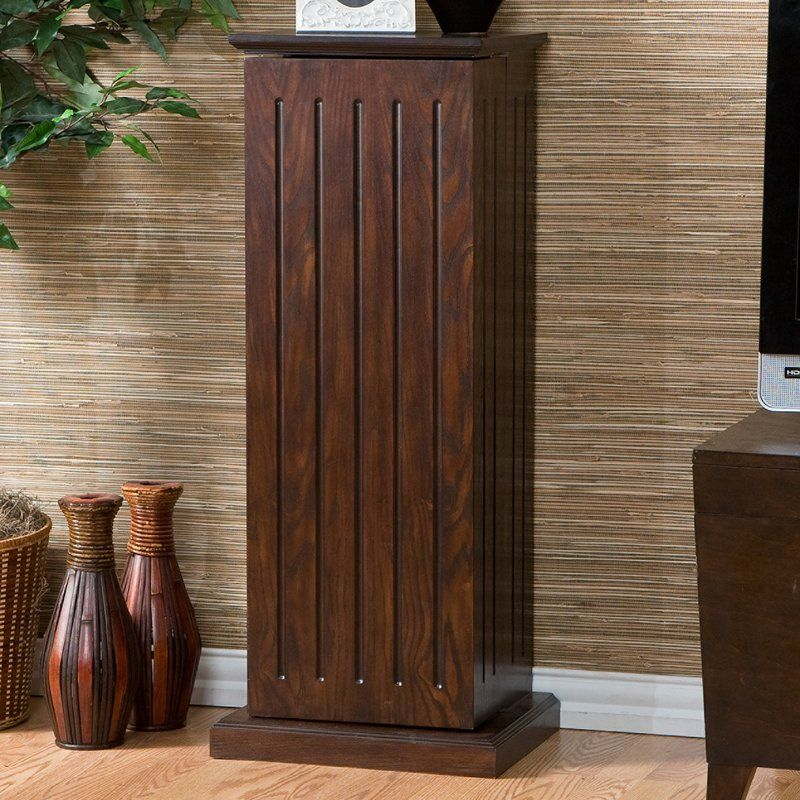 Wildon Home Salisbury Storage Pedestal Multimedia Cabinet
