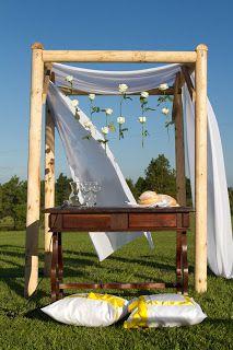 Dia-a-dia Artista Amadora: Outubro 2010 Gazebo DIY