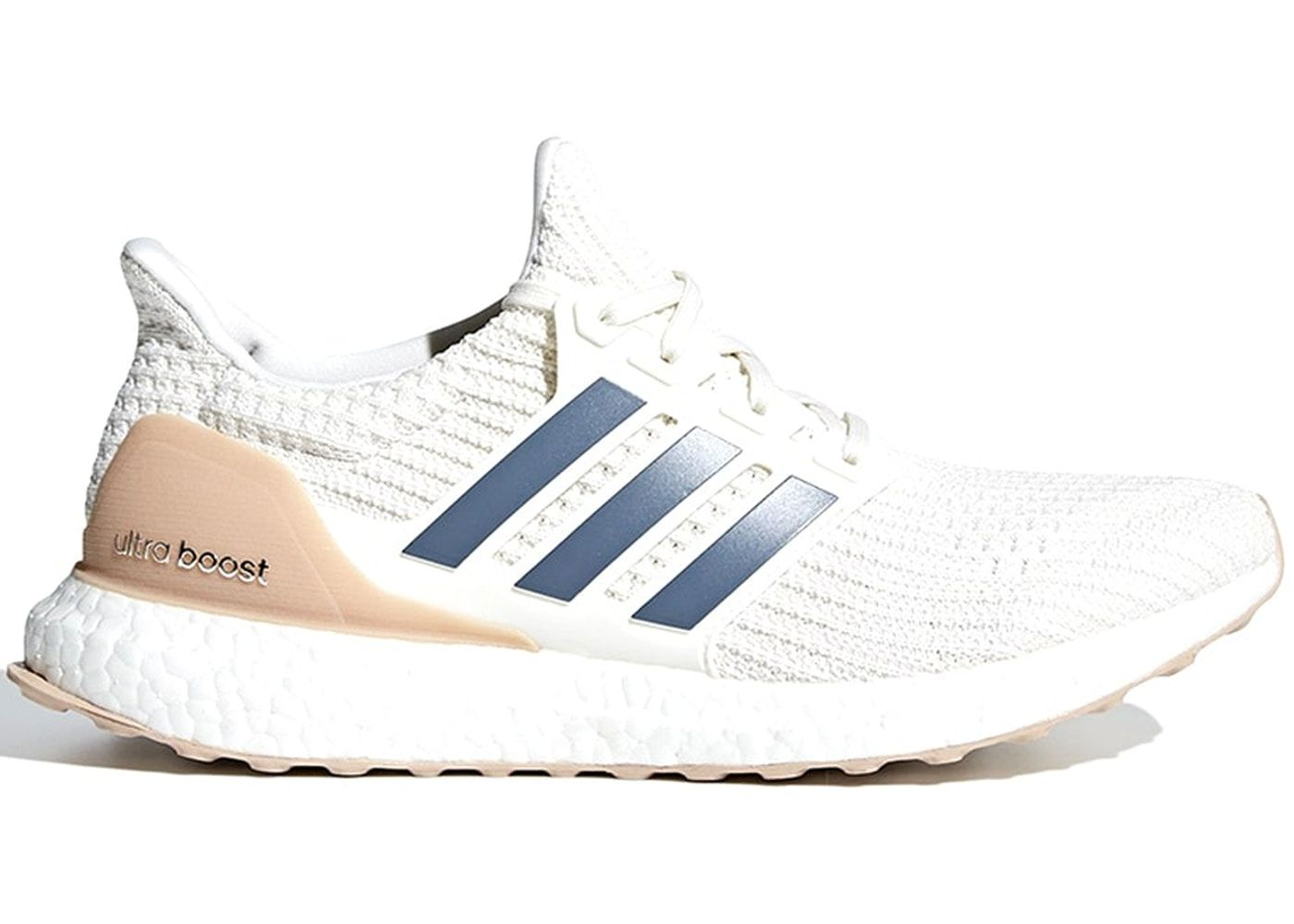 5ca01434a adidas Ultra Boost 4.0 Show Your Stripes Cloud White