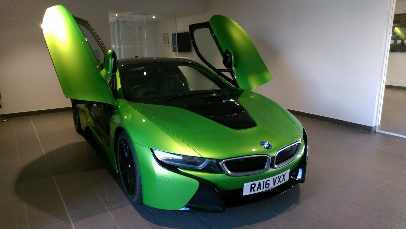Bmw I8 In Java Green Cars Pinterest Bmw I8 Bmw And Java
