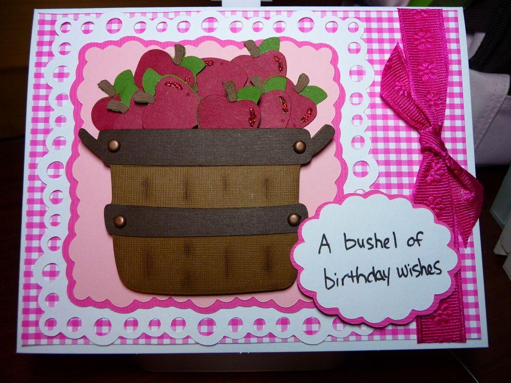a bushel of birthday wishes