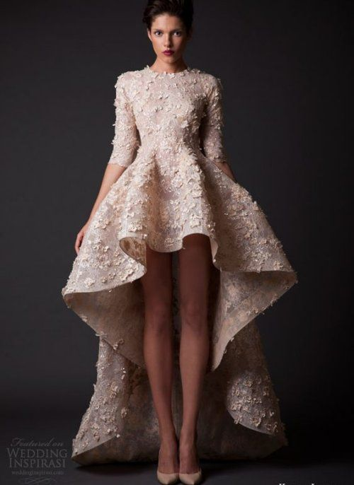 11 Unique Short Summer Wedding Dresses for the Original Bride ...