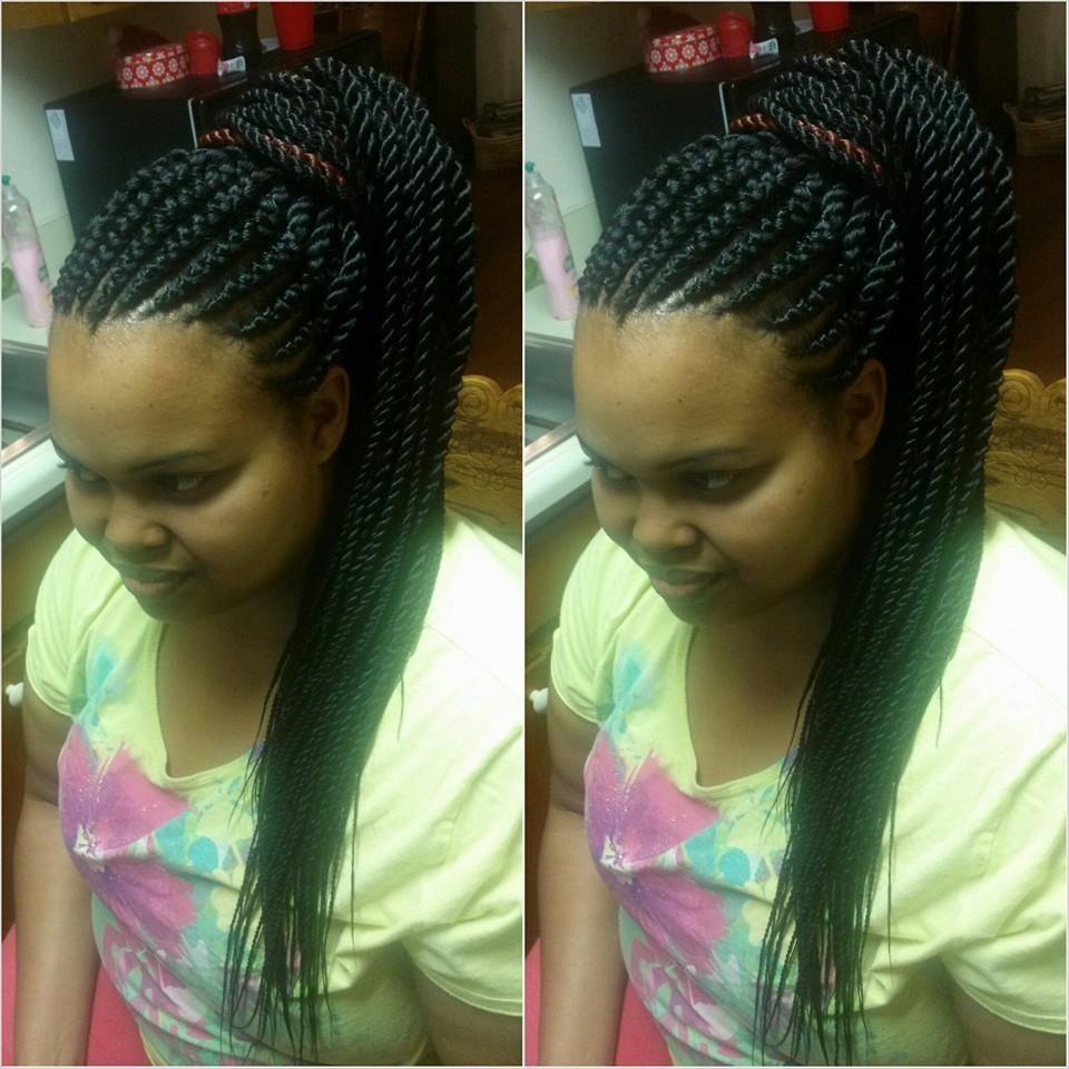 ghana braids -african braids #braidsbyguvia | my twists