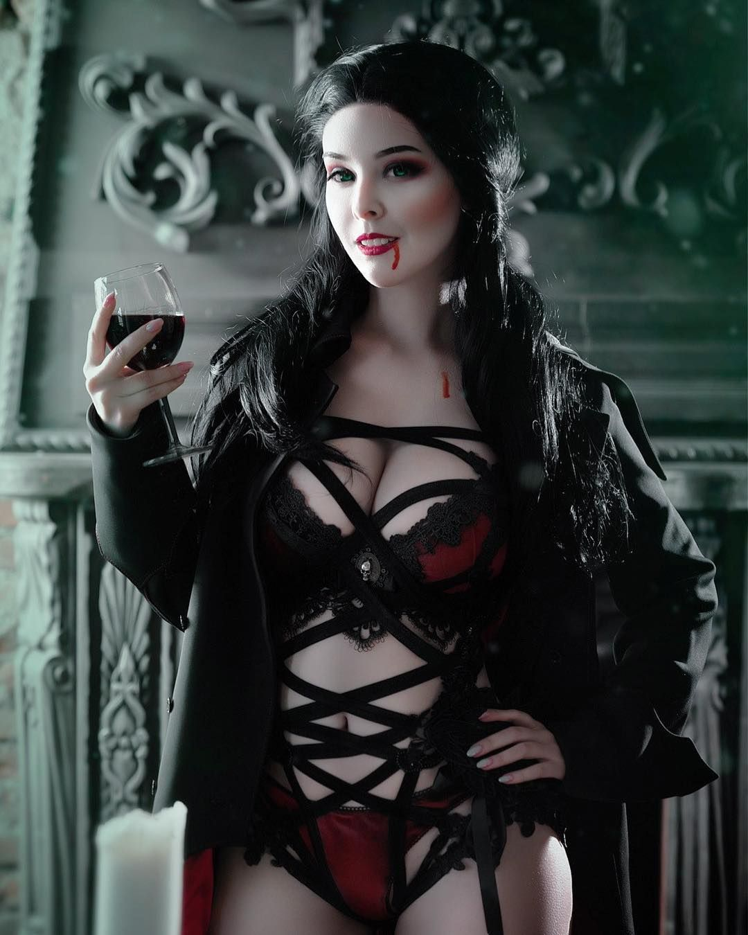 Issue 46 now available | Gothic Beauty Magazine