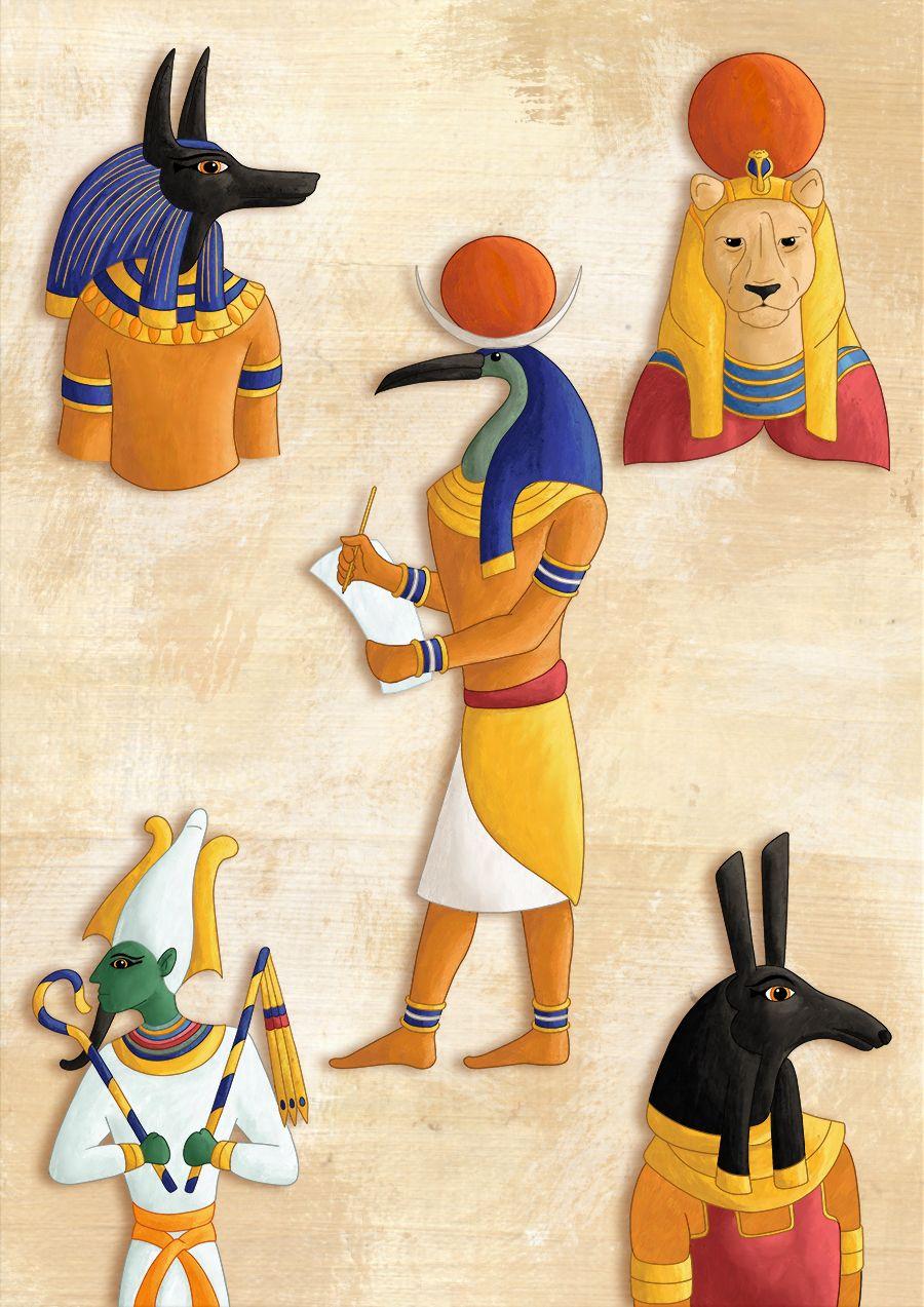 dieux-egyptien