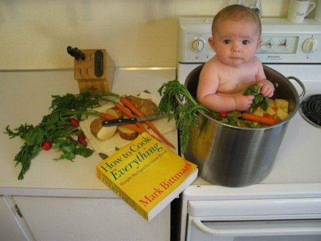 28 Funny Babies and Kids Pics -