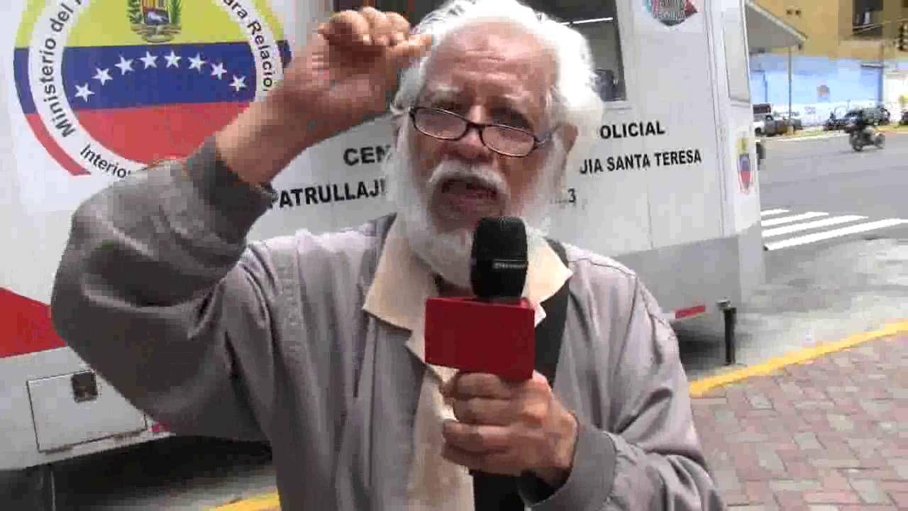 13 La lucha es una lucha de clases mundial, Américo Mavares, aporrea tvi...
