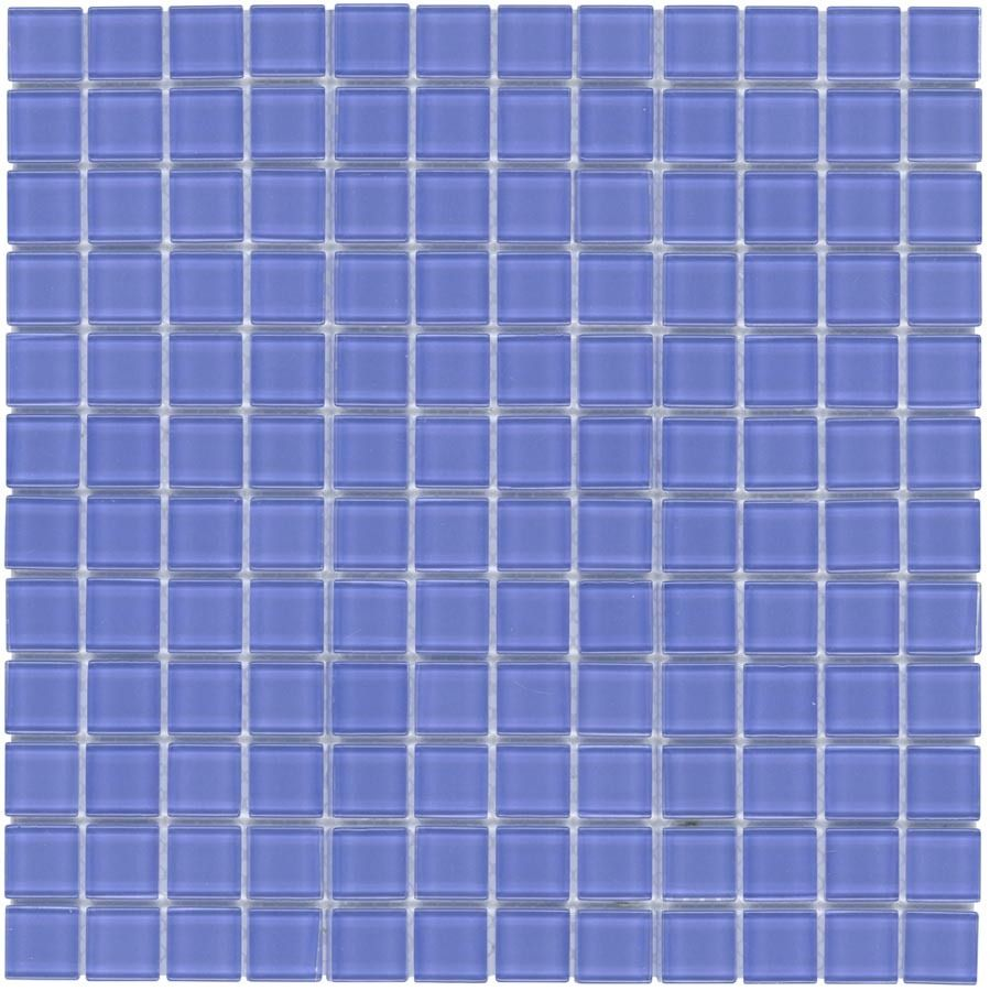 Gl Mosaic Tile Backsplash Breeze 1x1