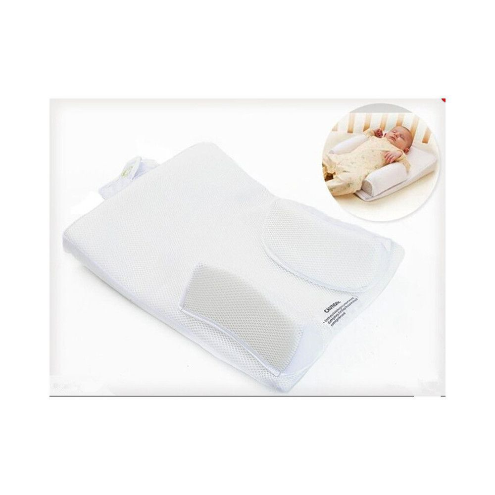 Baby Schlafkissen Infant Baby Sleep Positioner Sleep System Crib Prevent Flat Head